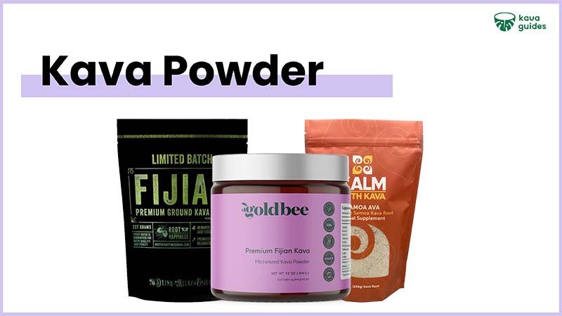 Top Kava Powder
