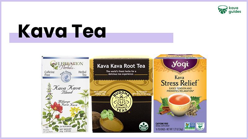 Top Kava Teas